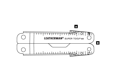 Super Tool® 300 Features