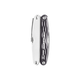 Leatherman juice s2 multi-tool, granite, closed view