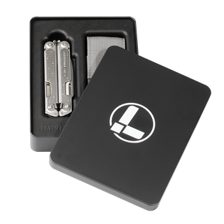 Leatherman FREE P4, stainless steel, packaged in gift tin
