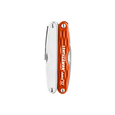 Leatherman juice s2 multi-tool, red, closed view