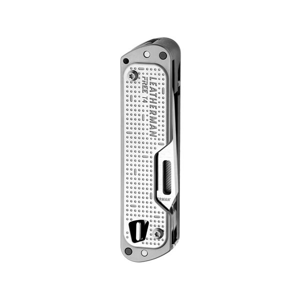 Leatherman FREE T4, silver, closed image number 1