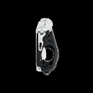 Leatherman Signal shears, black, closed view