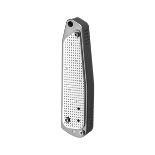 Leatherman FREE T2, silver, closed backside view
