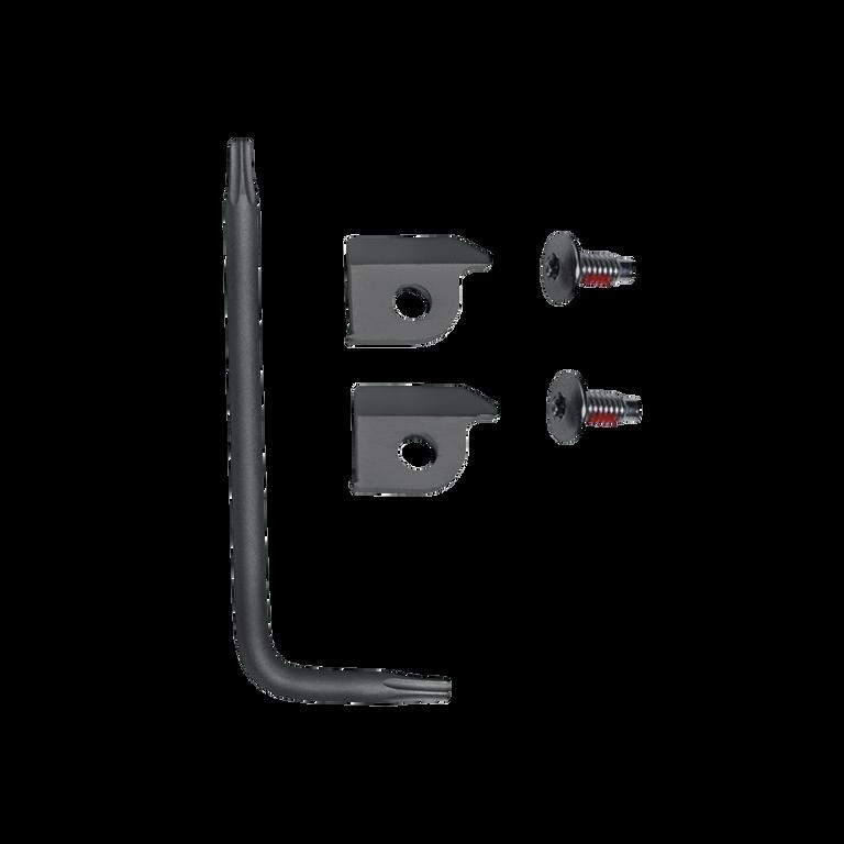 Black EOD Wire Cutter Inserts