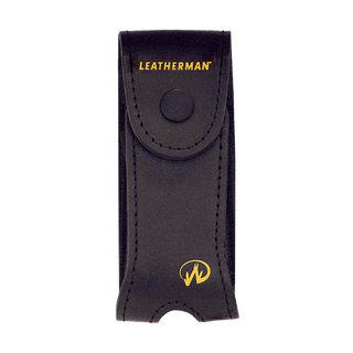 "Premium Leather Sheath - 4"""