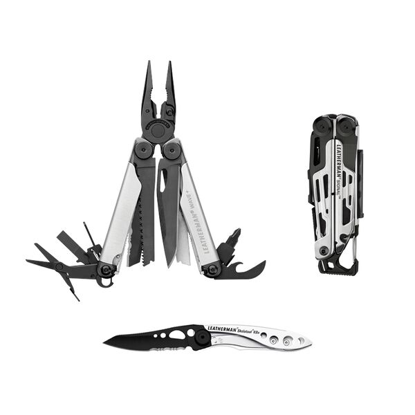 Black & Silver Tool Set image number 0
