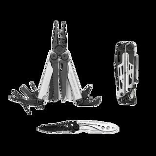 Black & Silver Tool Set