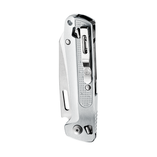 Leatherman FREE K4X, silver, closed view