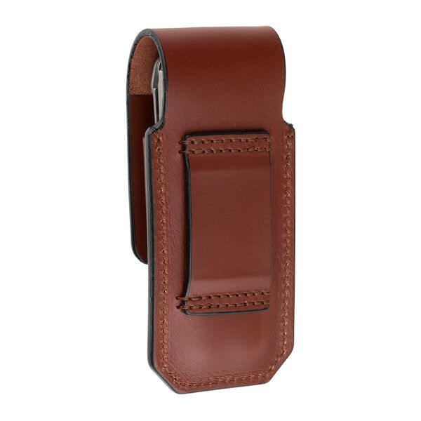 Back of Leather Ainsworth Sheath by Leatherman Tool Group image number 1