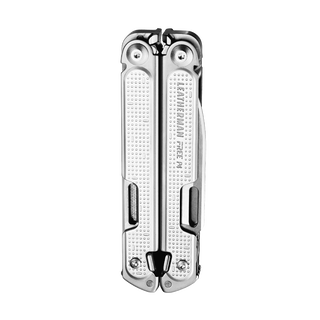 Leatherman FREE P4, stainless steel, closed back