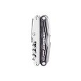 Leatherman juice cs4 multi-tool, compact, granite, closed view