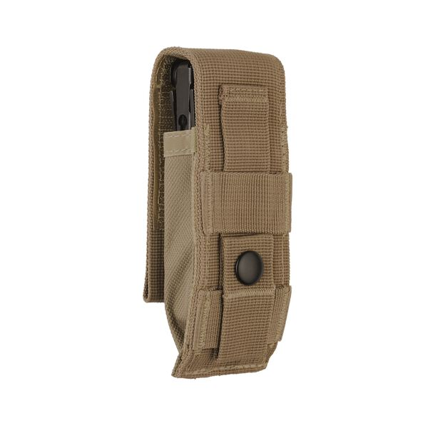 Large MOLLE Sheath - Brown image number 1