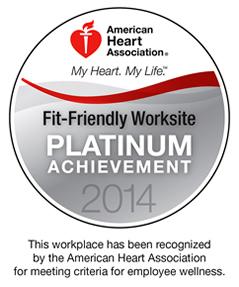 Fit Friendly Award