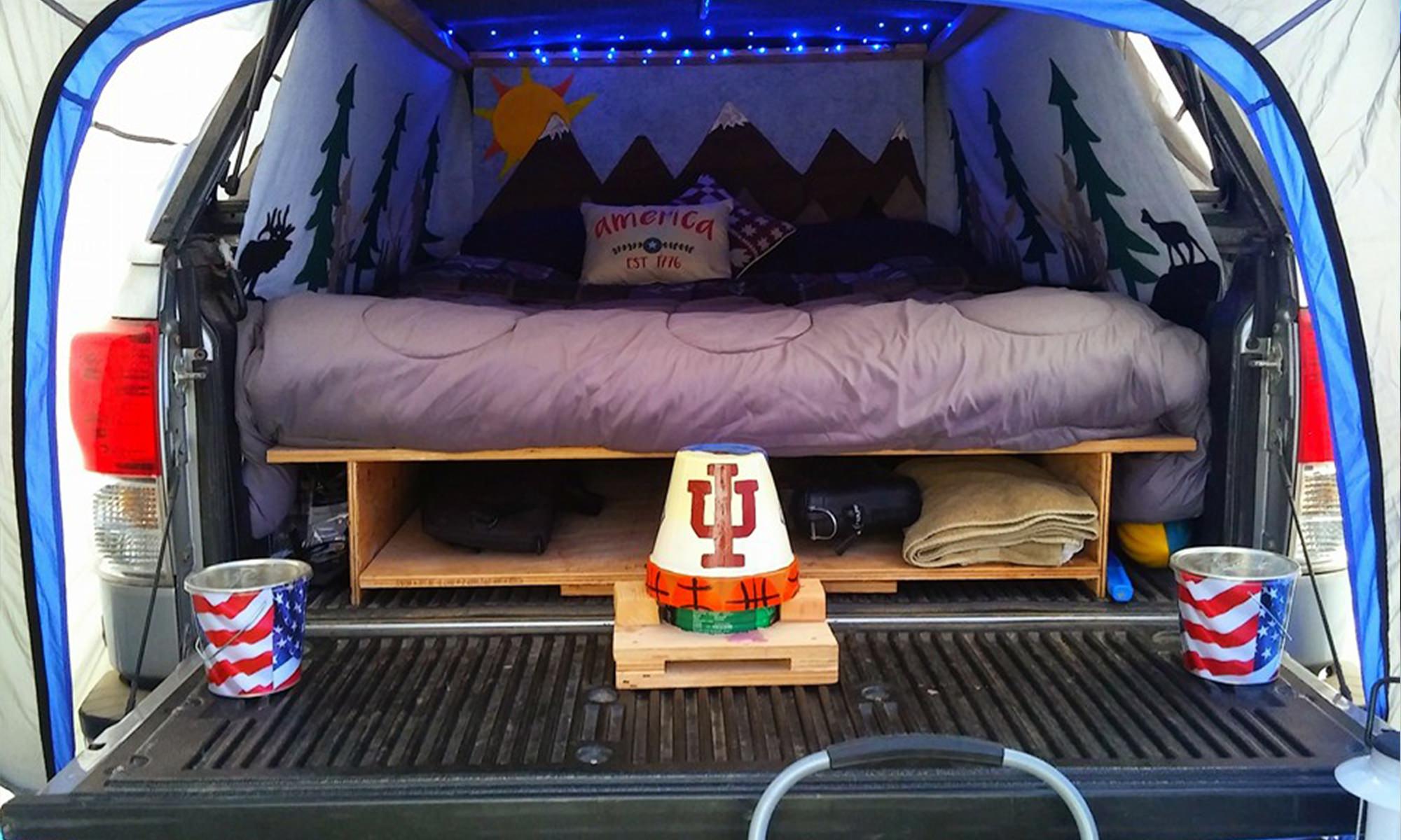 Diy Vehicle Camping Curtains