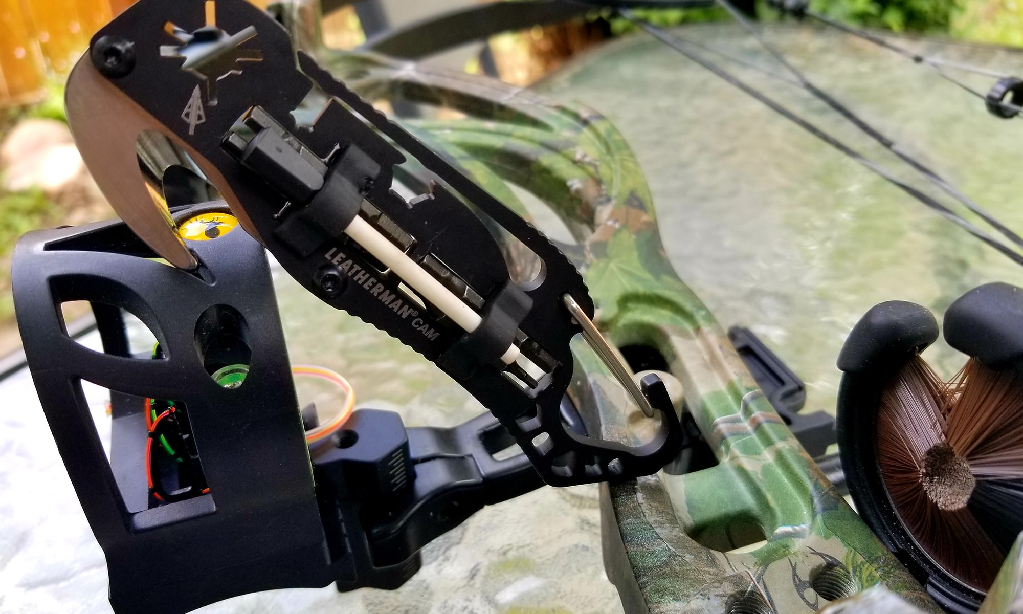 Hunting Season Prep: Compound Bow Tuning Tools and Tips