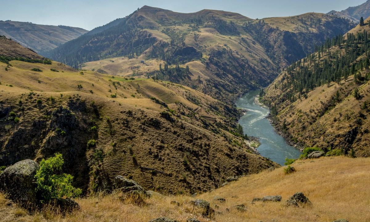 Frank Church River of No Return Wilderness, Idaho
