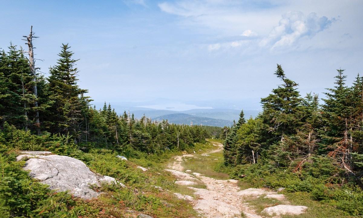 100 Mile Wilderness, Appalachian Trail, Maine