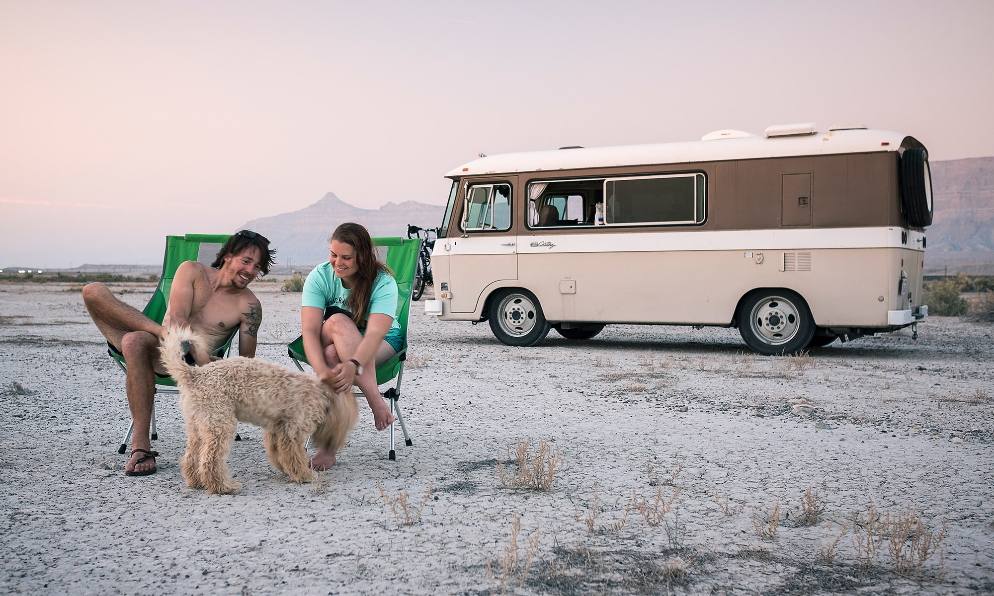 The Van Project: Our Van Life Essentials