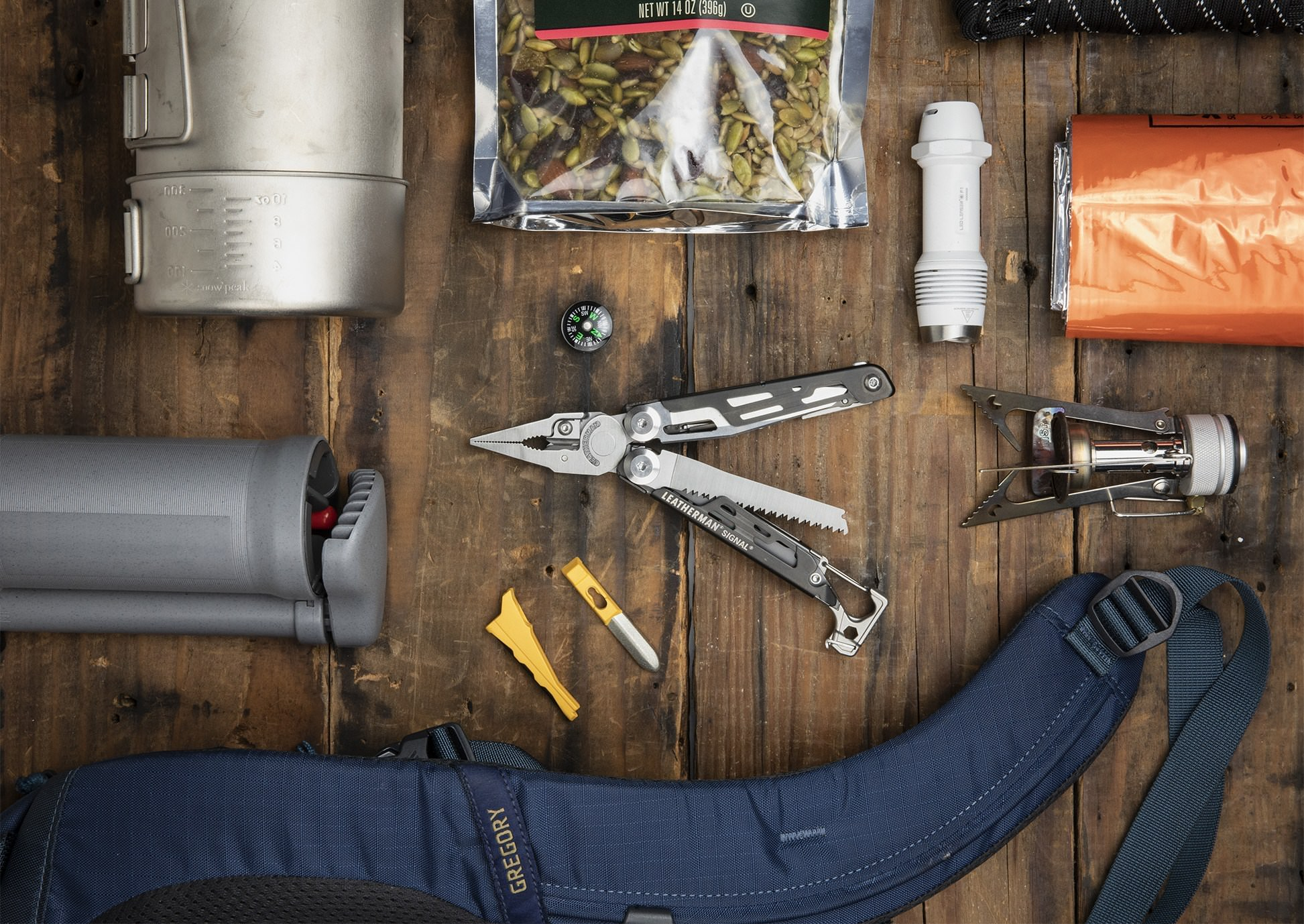 Backcountry Preparedness Kit