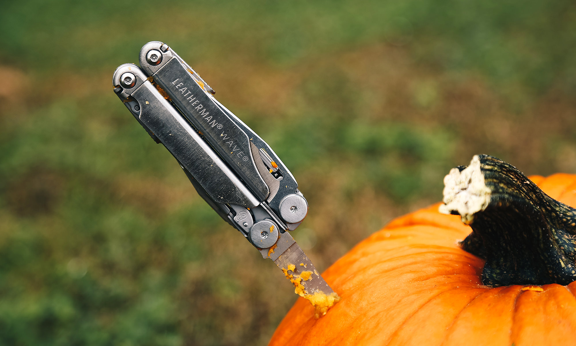 How to Use Your Leatherman for Pumpkin Carving