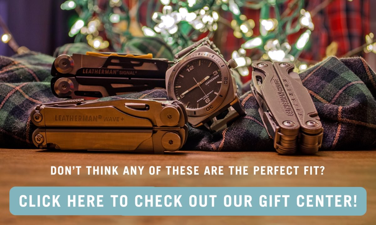 leatherman gift center