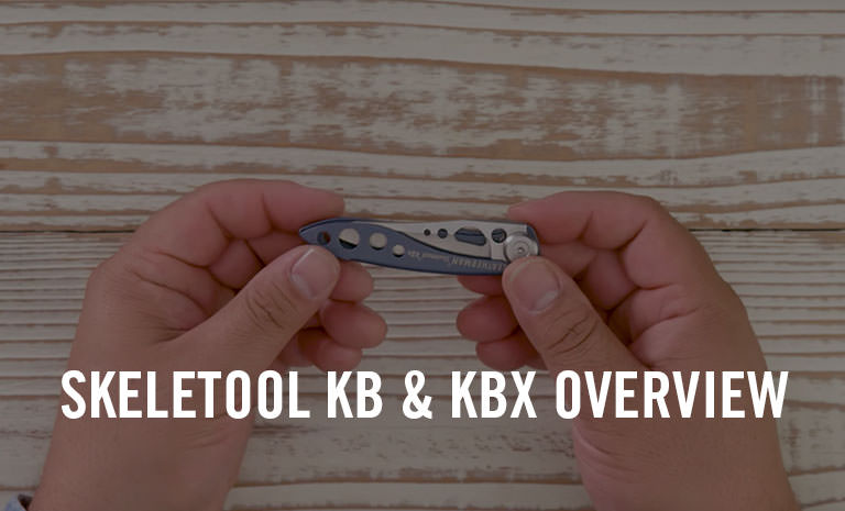Skeletool® KBx