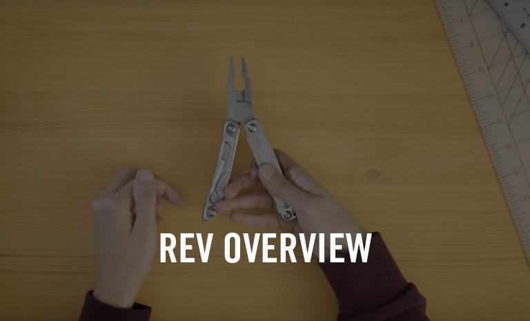 Rev Multi Tool Leatherman