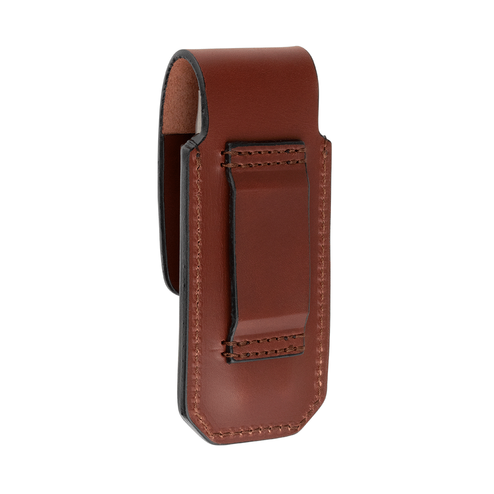 Back of Medium Leather Ainsworth Sheath
