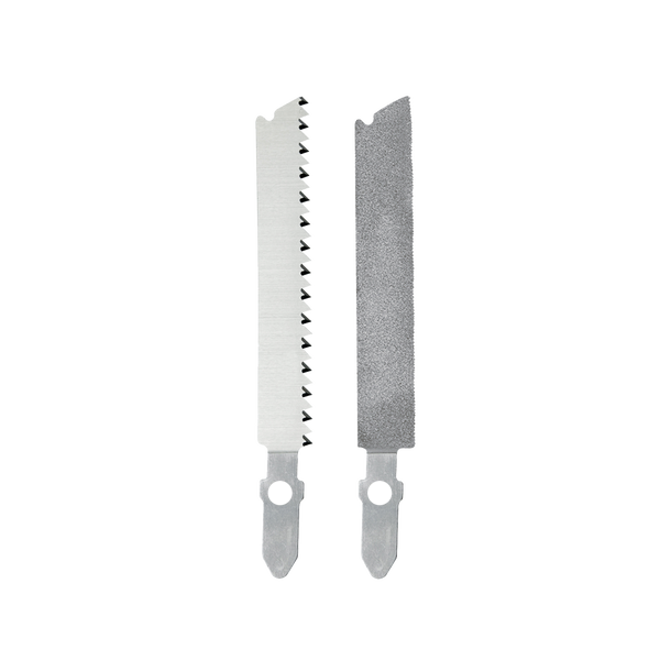 Leatherman replacement saw and file for Surge® in Stainless Steel